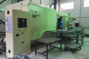 800吨压铸机